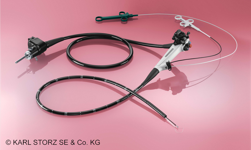 endoscope by Storz