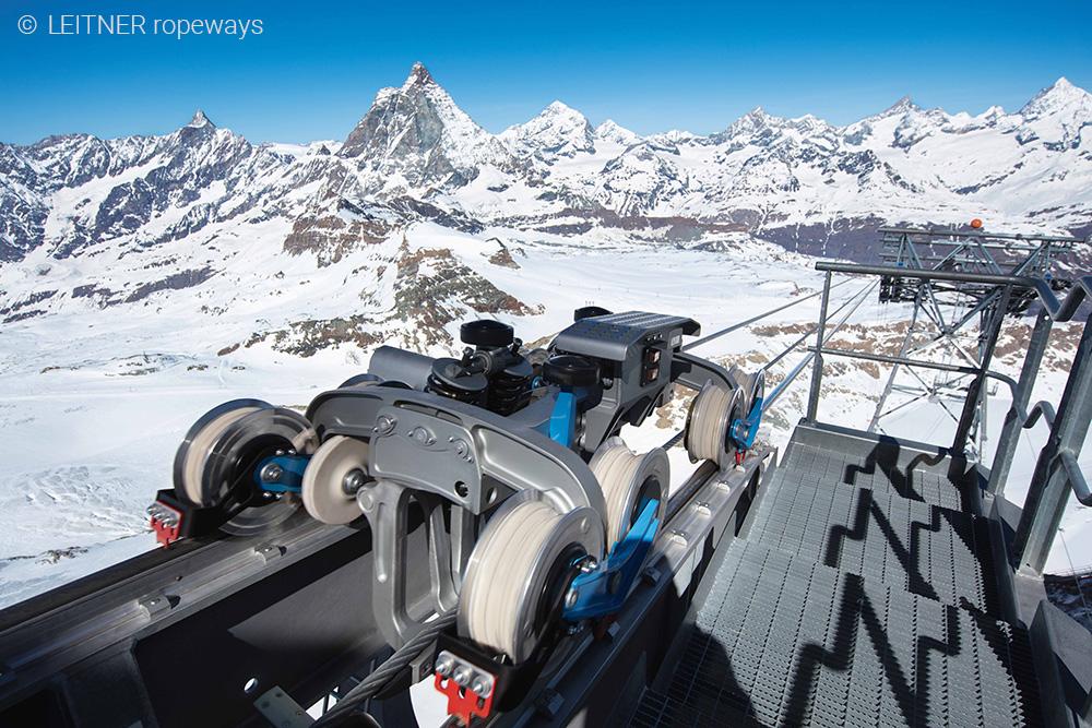 Leitner Ropeway Matterhorn