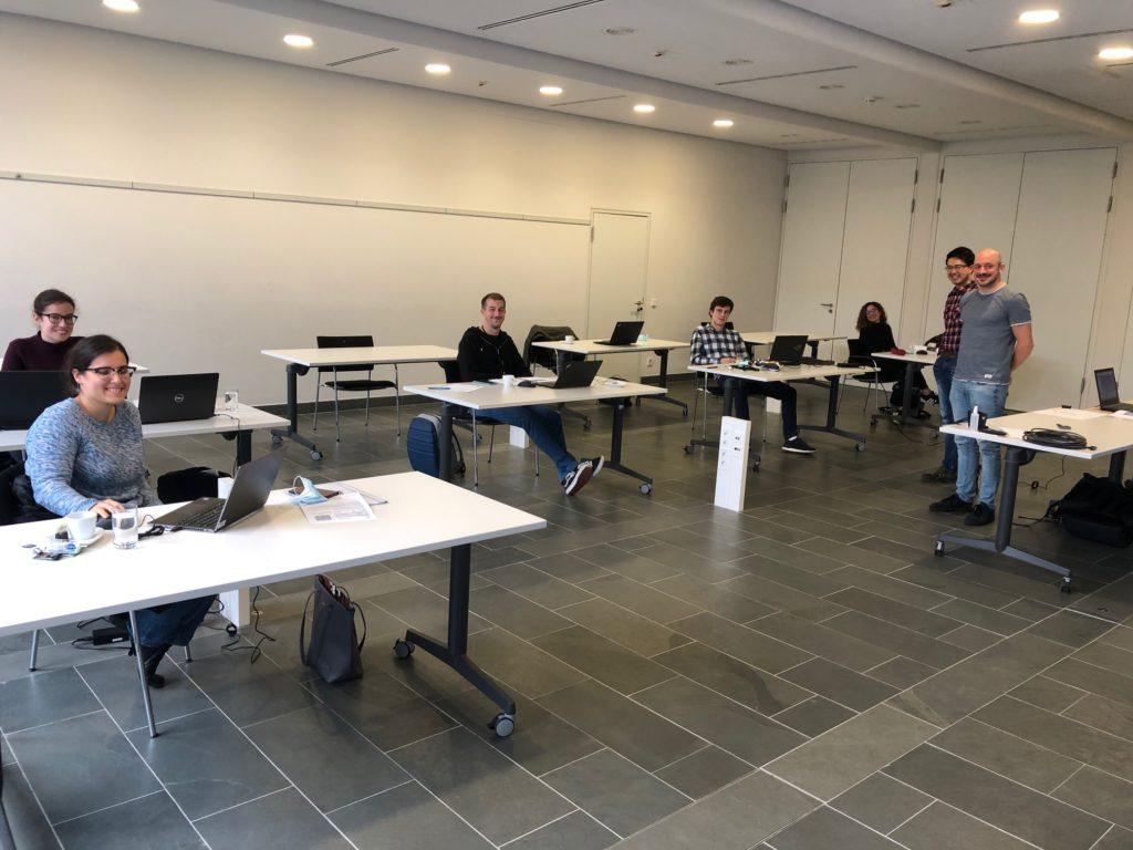 industrial workshop flexstructures 3